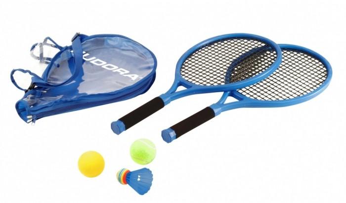 Hudora Набор для тенниса и бадминтона