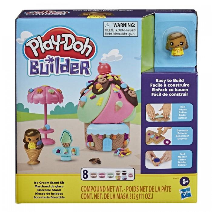Play-Doh Набор для лепки Кафе-мороженое