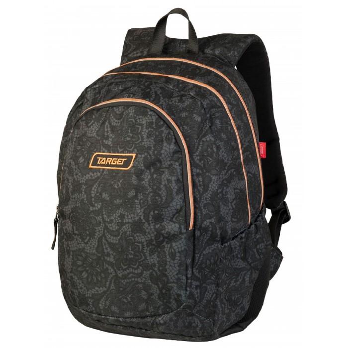 Купить Школьные рюкзаки, Target Collection Рюкзак Duel Lace 3 zip
