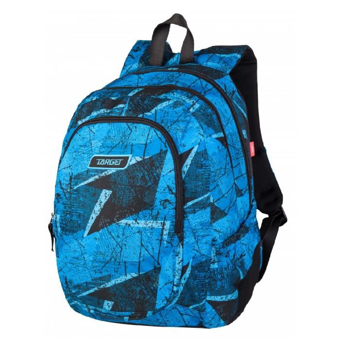 Купить Школьные рюкзаки, Target Collection Рюкзак Duel Parquet 3 zip