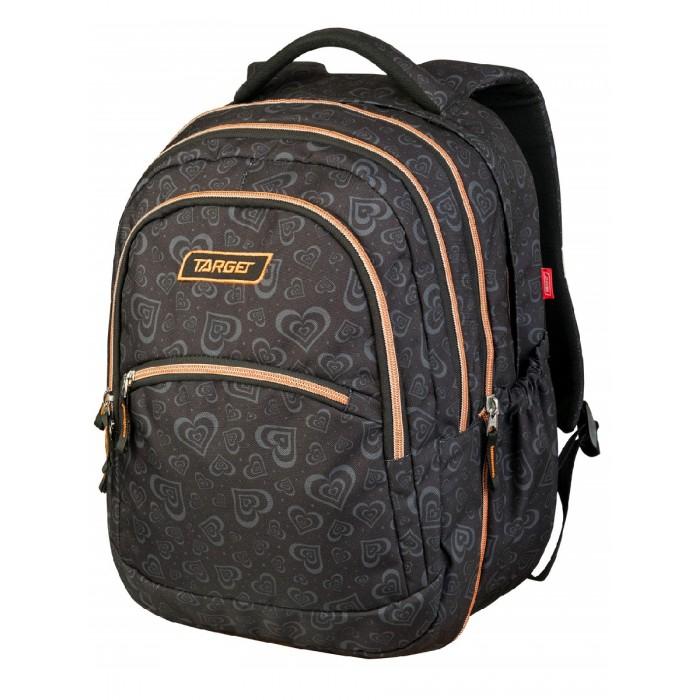 Купить Школьные рюкзаки, Target Collection Рюкзак Curved Endless Love 2 в 1
