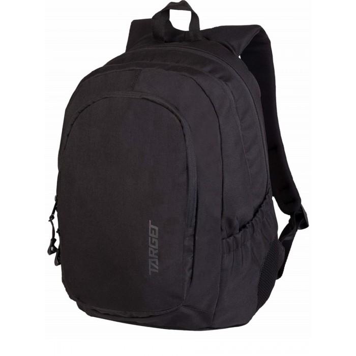 Купить Школьные рюкзаки, Target Collection Рюкзак Duel Black 3 zip