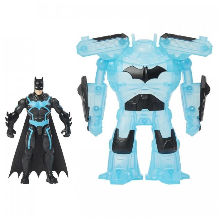Игровые фигурки Batman Фигурка Бэтмена с боевым костюмом