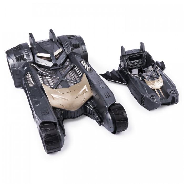 Машины Batman Транспортное средство Бэтмобиль 1
