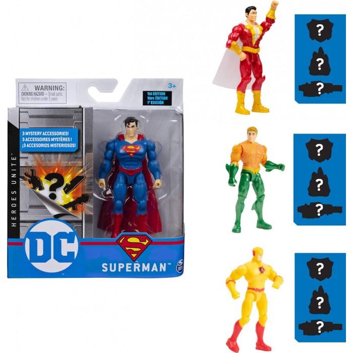 Игровые фигурки DC Comics Фигурка Супергерой 10 см фигурка banpresto dc comics catwoman 82748