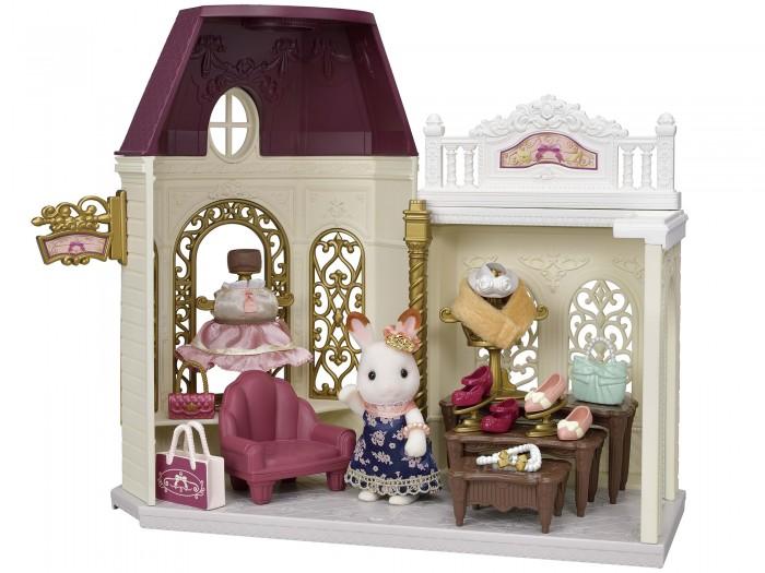Кукольные домики и мебель Sylvanian Families Шоурум модницы