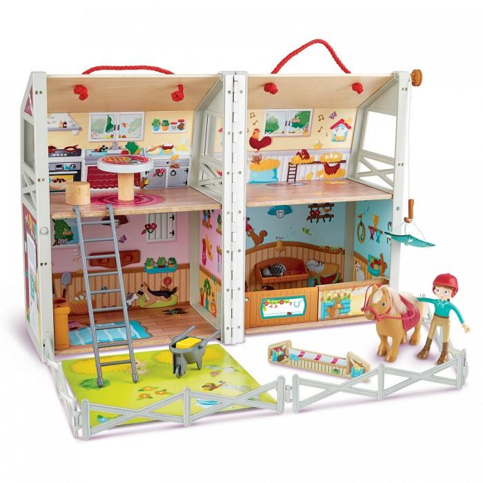 Hape Кукольный дом Моя любимая ферма