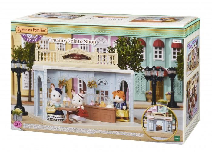 Купить Кукольные домики и мебель, Sylvanian Families Магазин удивительного мороженого