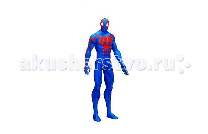 Игровые фигурки Hasbro Фигурка Титаны Человек-Паук Паутинные Бойцы hasbro боевая штаб квартира человека паука