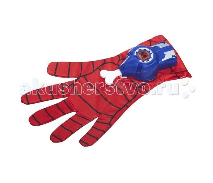 Игровые наборы Hasbro Перчатка Человека-Паука hasbro электронная фигурка человека паука