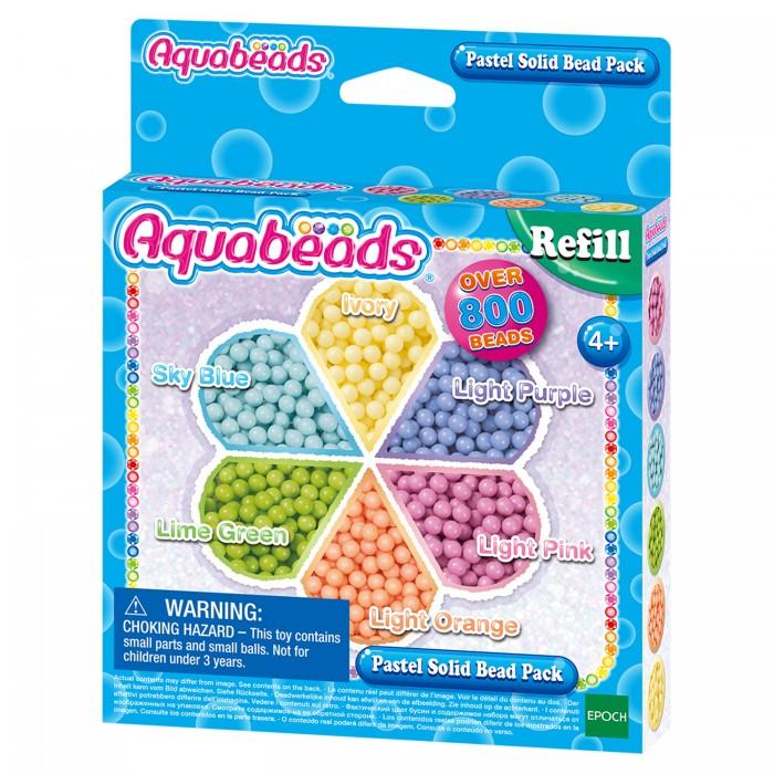 Купить Наборы для создания украшений, Aquabeads Набор бусин пастельных тонов