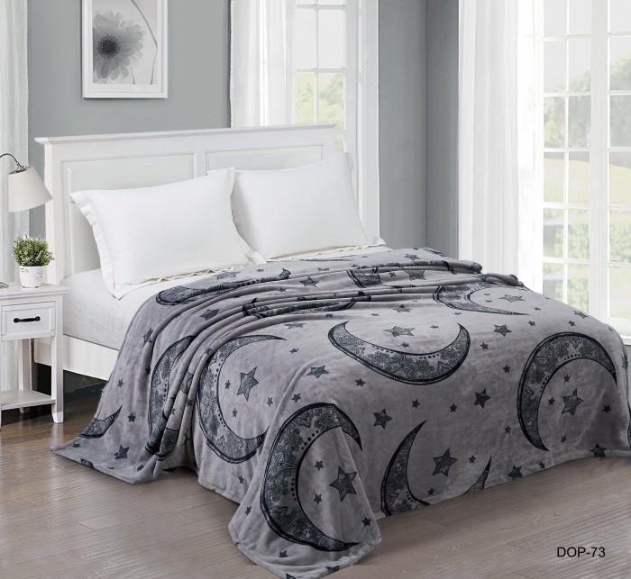 Купить Пледы, Плед Dream Time Велсофт 1.5 спальный 200х150 BL0393-1