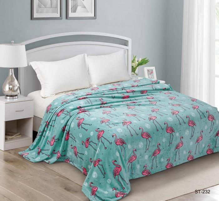 Купить Пледы, Плед Dream Time Велсофт 1.5 спальный 200х150 BL0407-1
