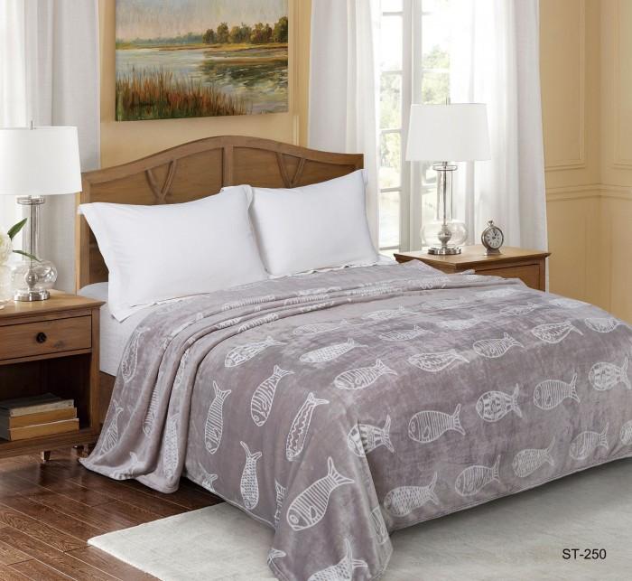 Купить Пледы, Плед Dream Time Велсофт 1.5 спальный 200х150 BL0420-1