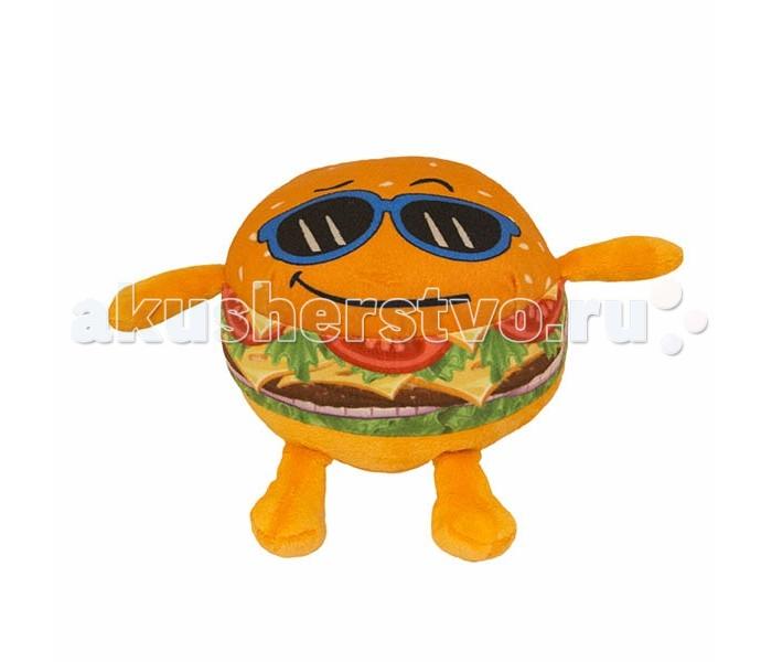 Мягкие игрушки Button Blue Вкусняшки Крутой бургер