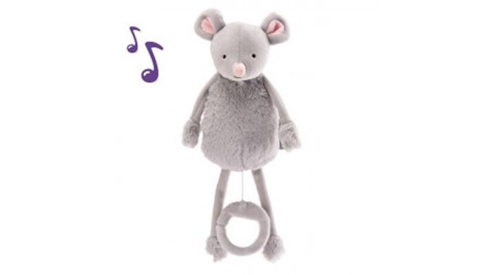 Мягкая игрушка Shokid Мышка плюшевая Noemie 28 см