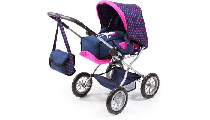 коляски для кукол Коляски для кукол Bayer Design Combi Grande 43x77x75 см
