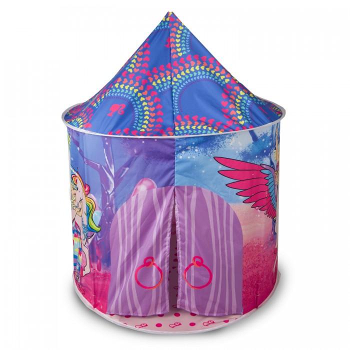 Палатки-домики Hotenok Детская палатка Сказочная Барби страна 90x40 см