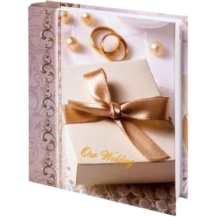 Фото - Фотоальбомы и рамки Brauberg Фотоальбом Свадебный подарок на 200 фото 10х15 см фотоальбом 6171