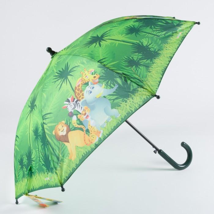 Зонт Goroshek детский трость, полуавтомат Саванна