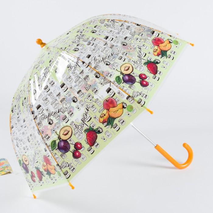 Зонт Goroshek детский трость, механика Варенье