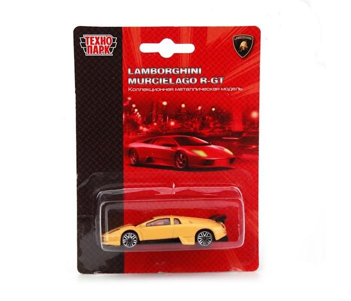 Машины Технопарк Машина металлическая Lamborghini Murcielago r-gt стоимость