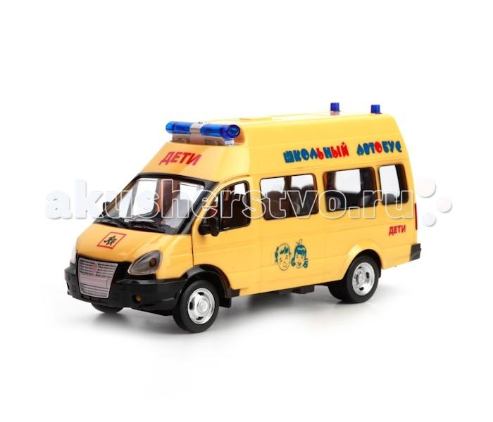 Машины Технопарк Машина Газель Школьный автобус куплю редуктор задний на газель
