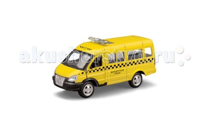 Машины Технопарк Машина Газель Такси X600-H09034-R машины технопарк машина газель такси