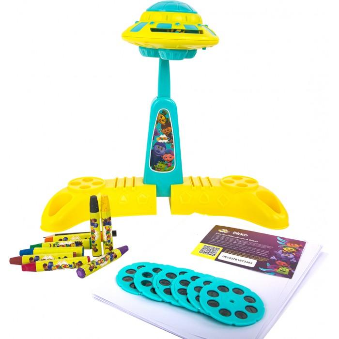 Купить Электронные игрушки, Монсики Проектор для рисования 48 слайдов