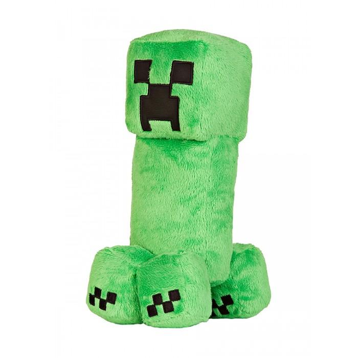 Мягкая игрушка Minecraft Creeper 29 см