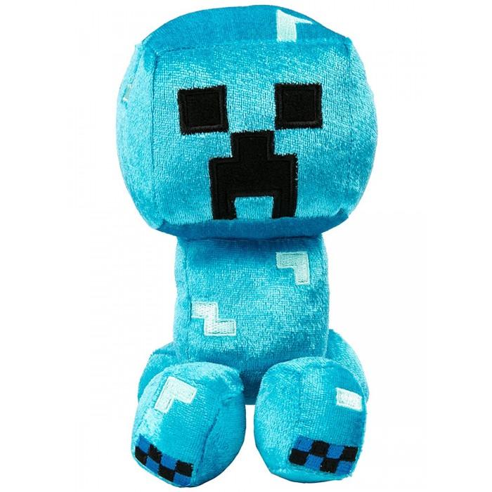 Мягкая игрушка Minecraft Happy Explorer Charged Creeper 20 см