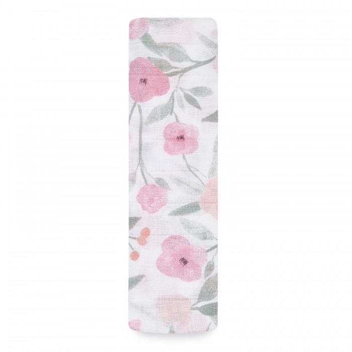 Купить Пеленки, Пеленка Aden&Anais Муслиновая Ma fleur 120х120