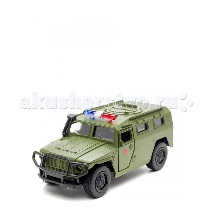 Машины Технопарк Машина ГАЗ Тигр X600-H09054-R технопарк машина технопарк металлическая инерционная газ чайка милиция