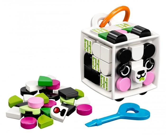 Купить Конструктор Lego DOTs Брелок Панда