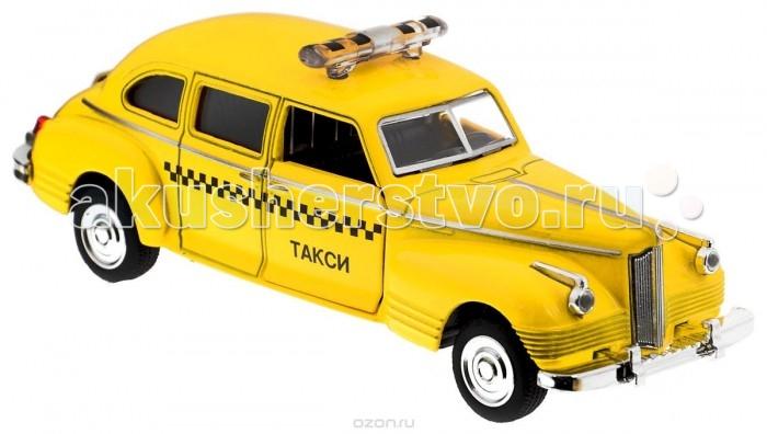 Машины Технопарк Машина ЗИС 110 Такси X600-H09045-R машины технопарк машина газель такси