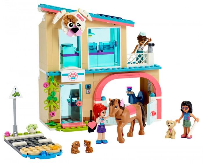 Купить Конструктор Lego Friends 41446 Лего Подружки Ветеринарная клиника Хартлейк-Сити