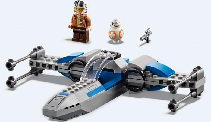 Lego Lego Star Wars 75297 Лего Звездные Войны Истребитель Сопротивления типа