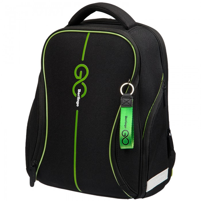 Купить Школьные рюкзаки, Berlingo Ранец Nova Go 37х28х18 см