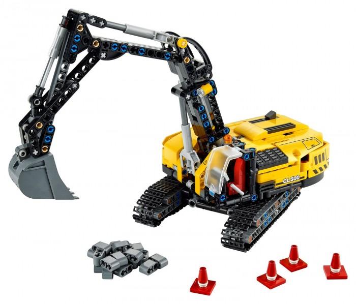 Конструктор Lego Technic 42121 Лего Техник Тяжелый экскаватор