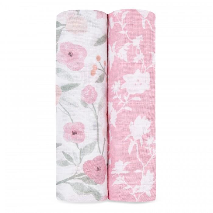 Купить Пеленки, Пеленка Aden&Anais муслиновая Ma fleur 120х120 2 шт.