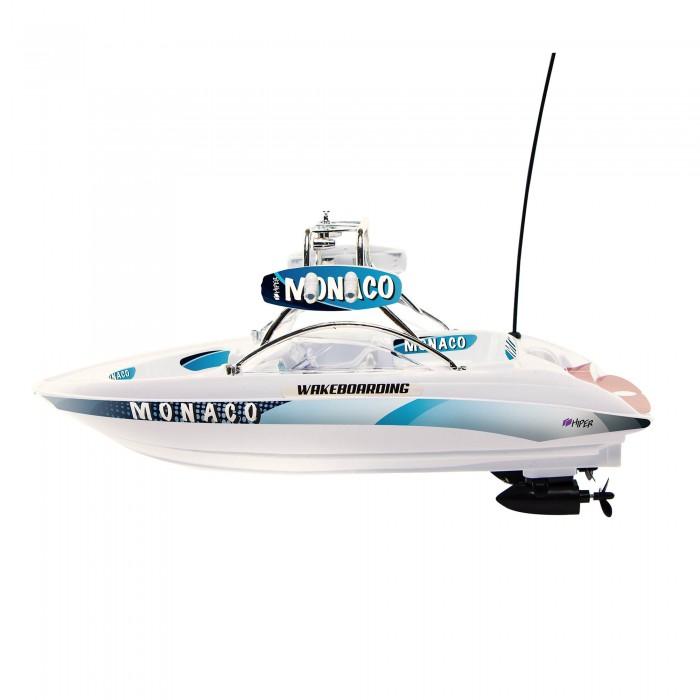 Радиоуправляемые игрушки Hiper Радиоуправляемый катер Monaco