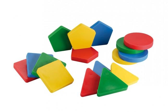 Развивающая игрушка Gymnic Геометрические фигуры резиновые Multiform Set 16 шт.