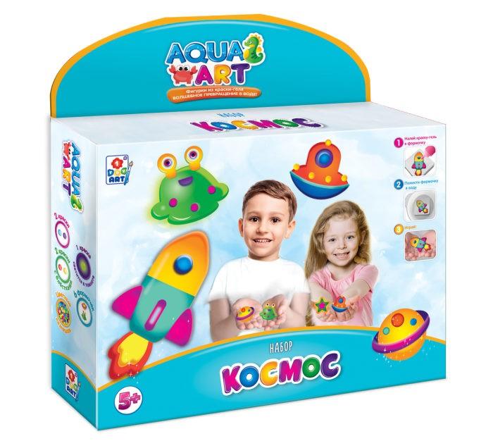 1 Toy Aqua Art Набор для творчества Космос