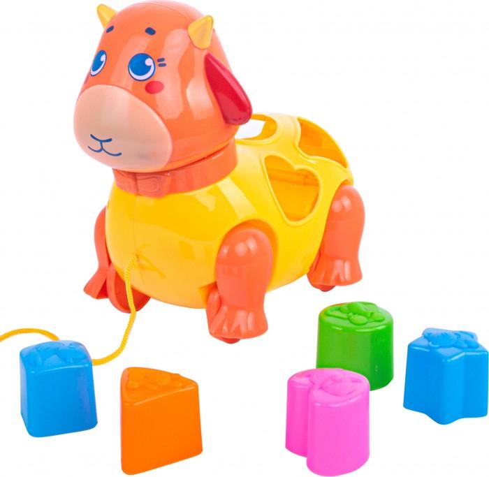 Каталки-игрушки Happy Snail Овечка Лилли