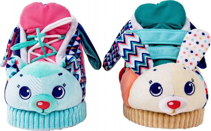 Купить Развивающие игрушки, Развивающая игрушка Happy Snail для малышей Ботинки