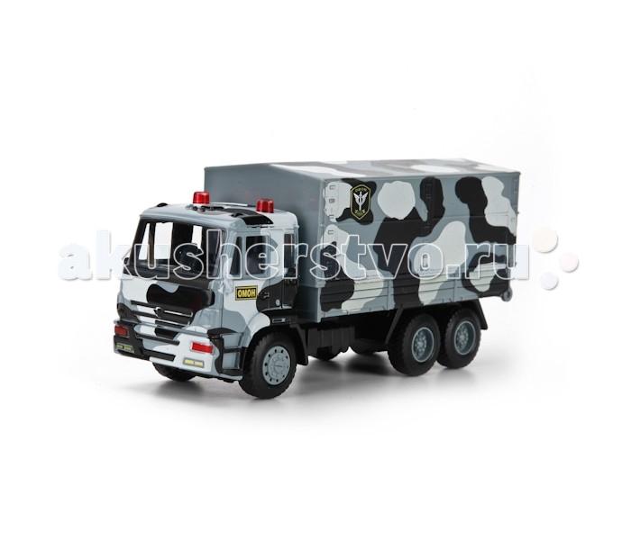 Машины Технопарк Грузовик военный машинки технопарк грузовик технопарк металлический инерционный 12 см