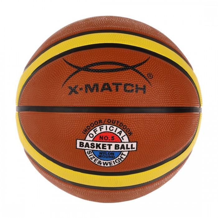 Мячи X-Match Мяч баскетбольный размер 5