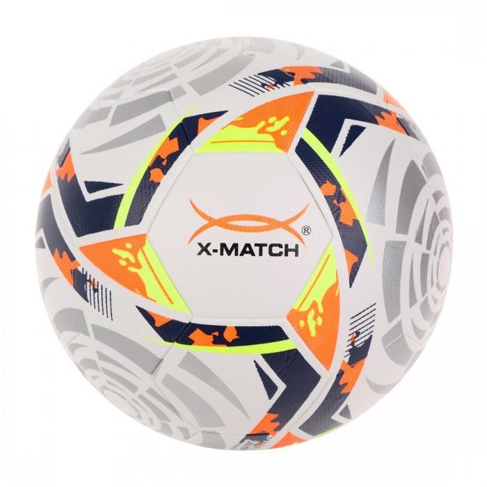 Купить Мячи, X-Match Мяч футбольный ламинированный размер 5