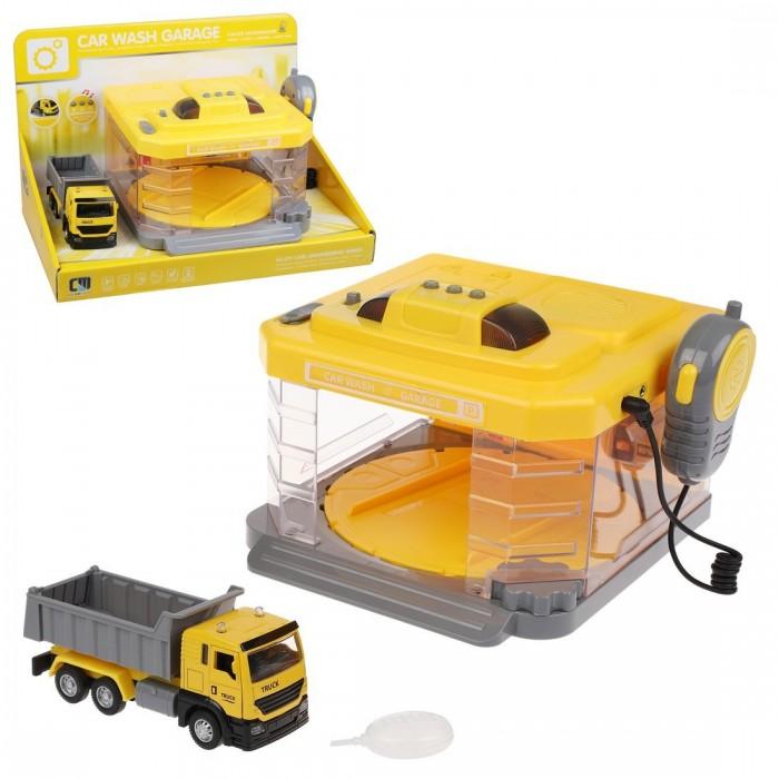Машины Наша Игрушка Игровой набор Автомойка 200633496