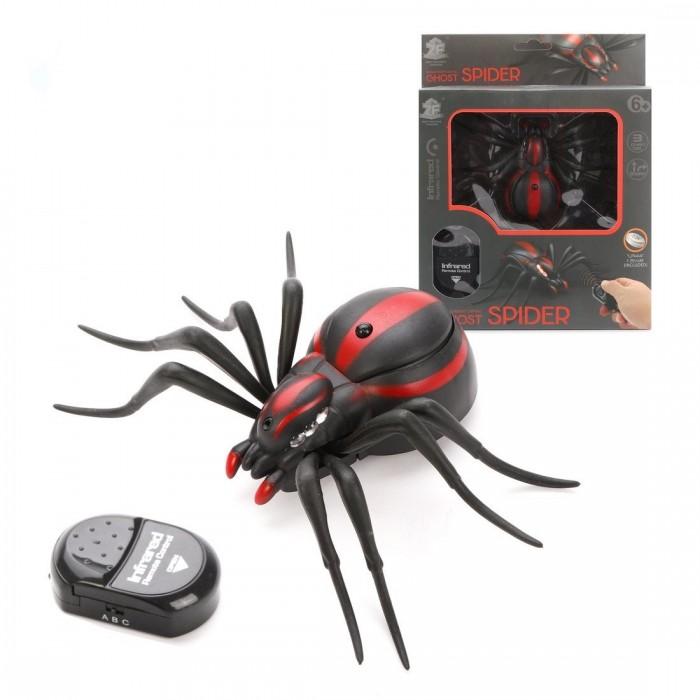 Картинка для Радиоуправляемые игрушки Наша Игрушка Паук Птицеед на радиоуправлении